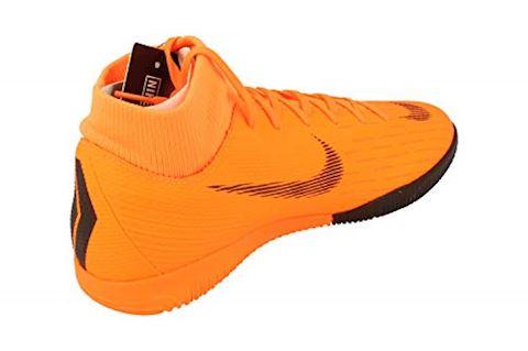 hot sales 34955 20b79 Nike Mercurial SuperflyX 6 Academy IC - Total Orange Black Volt Image 3