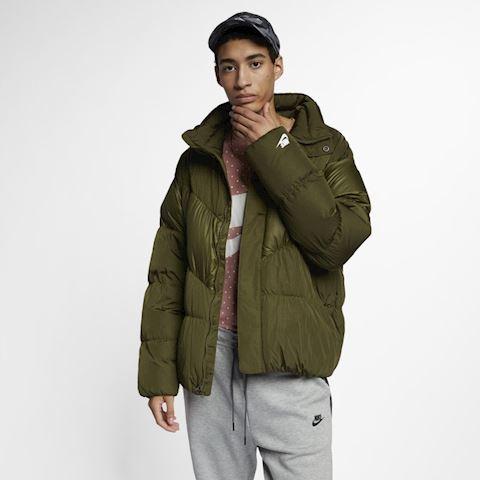 Nike Sportswear Down Fill Men's Jacket - Green Image