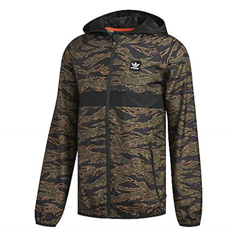 adidas Camouflage BB Wind Packable Jacket Image