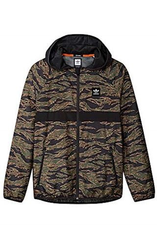 adidas Camouflage BB Wind Packable Jacket Image 2