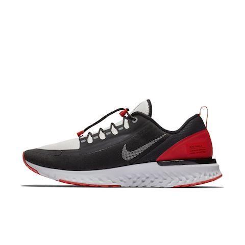 low priced 04fac bcdda Nike Odyssey React Shield Water-Repellent Men's Running Shoe - Black Image