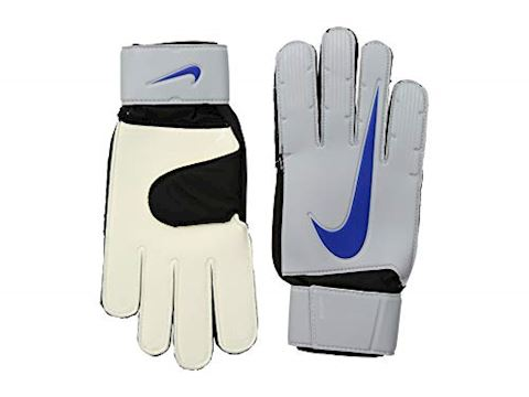Nike Match Goalkeeper Football Gloves - Silver Image