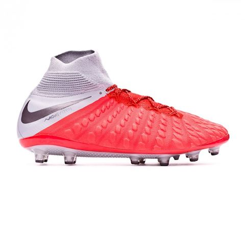 Nike Hypervenom 3 Elite DF AG-PRO Raised On Concrete - Light Crimson Wolf  Grey  2c695819aa67e