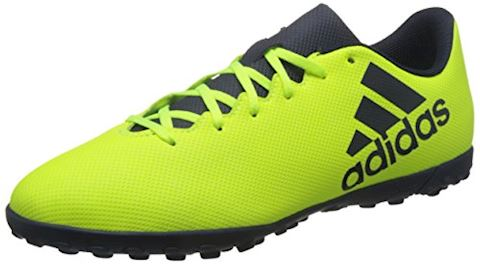 adidas X 17.4 TF Solar Yellow Legend Ink Image