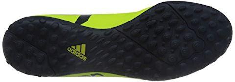 adidas X 17.4 TF Solar Yellow Legend Ink Image 3