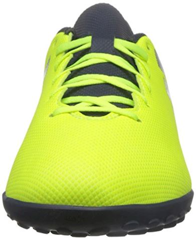 adidas X 17.4 TF Solar Yellow Legend Ink Image 4