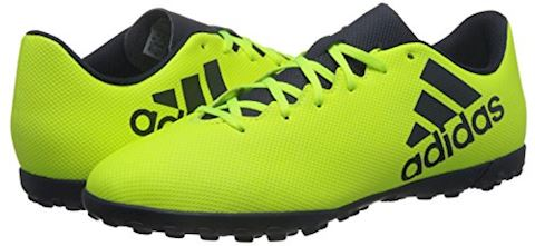 adidas X 17.4 TF Solar Yellow Legend Ink Image 5