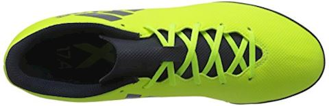 adidas X 17.4 TF Solar Yellow Legend Ink Image 7