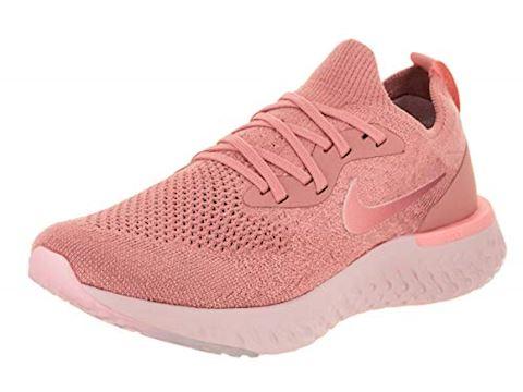 Nike Epic React Flyknit Women's Running Shoe - Pink Image