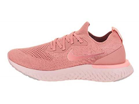Nike Epic React Flyknit Women's Running Shoe - Pink Image 2