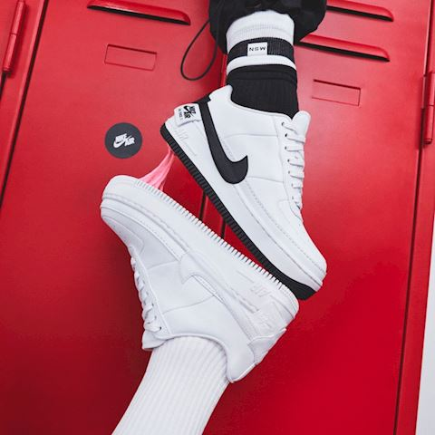 Nike Air Force 1 Jester XX Shoe - White Image 5
