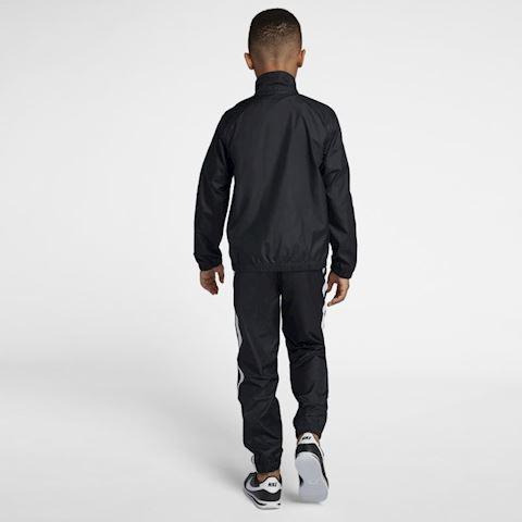 Nike Sportswear Older Kids' Woven Tracksuit - Black Image 3