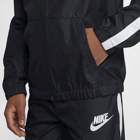 Nike Sportswear Older Kids' Woven Tracksuit - Black Image 5
