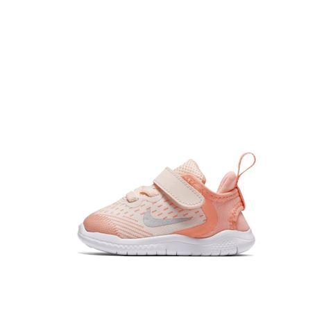 Nike Free RN 2018 Baby& Toddler Shoe - Cream Image