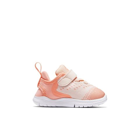 Nike Free RN 2018 Baby& Toddler Shoe - Cream Image 3