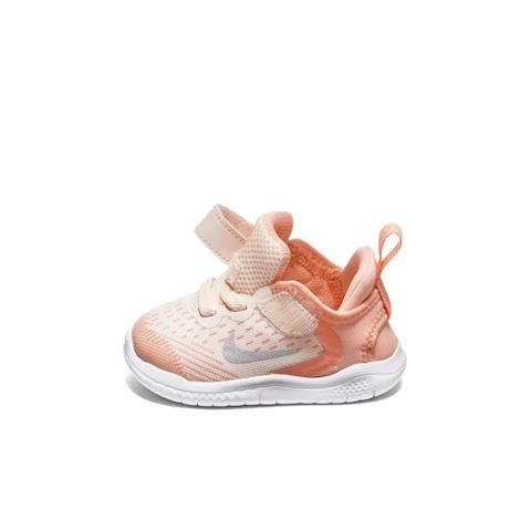 Nike Free RN 2018 Baby& Toddler Shoe - Cream Image 4