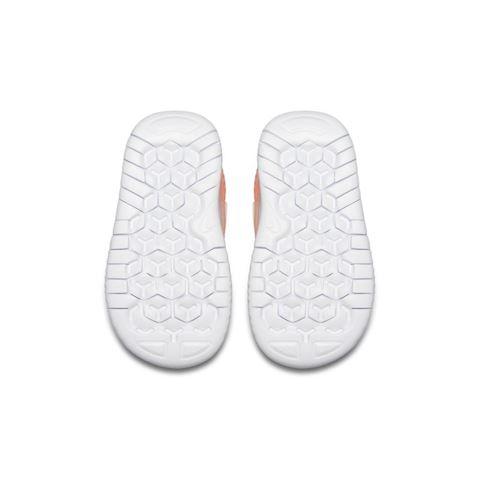 Nike Free RN 2018 Baby& Toddler Shoe - Cream Image 5