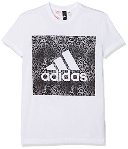 adidas Essentials Logo in the Box Tee Image