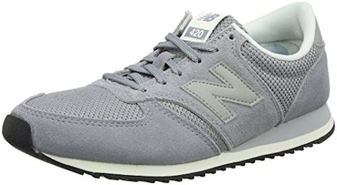 New Balance  WL420  women's Shoes (Trainers) in Grey