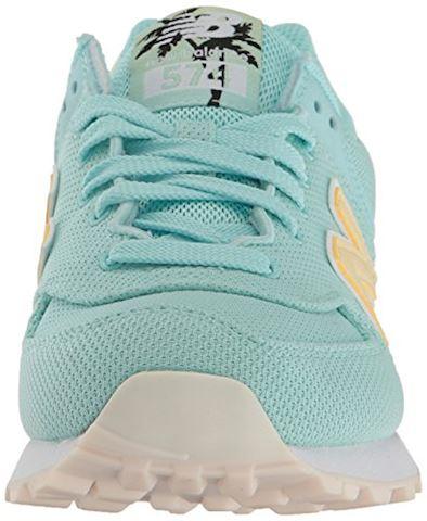 New Balance 574 Miami Palms Women's Shoes Image 4