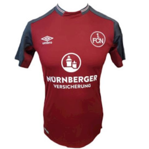 Umbro Nürnberg Mens SS Home Shirt 2017/18 Image