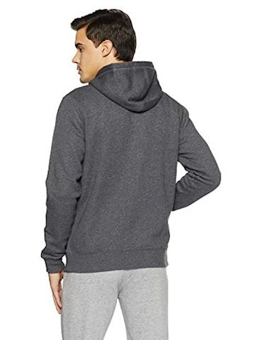 Under Armour Men's UA Rival Fleece Fitted Full Zip Hoodie Image 2