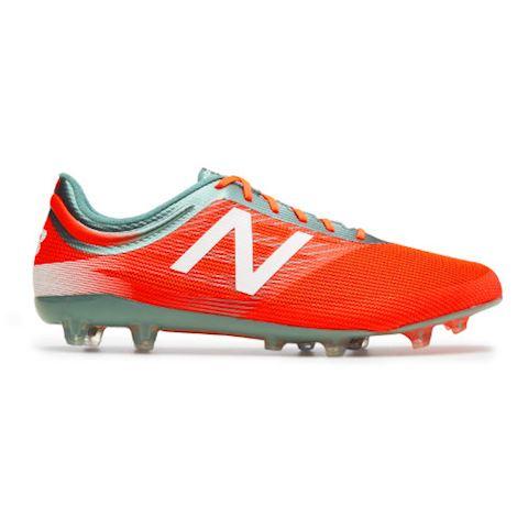 New Balance Furon 2.0 Mid FG Football Boots Orange