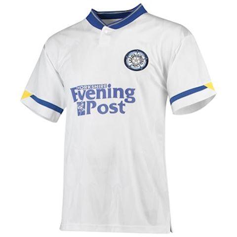 Score Draw Leeds United Mens SS Home Shirt 1992/93