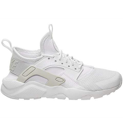new style 02e0b b85ab Nike Air Huarache Run Ultra Gs White/ White-Vast Grey