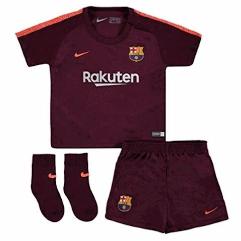 Nike Barcelona Baby SS Third Mini Kit 2017/18 Image