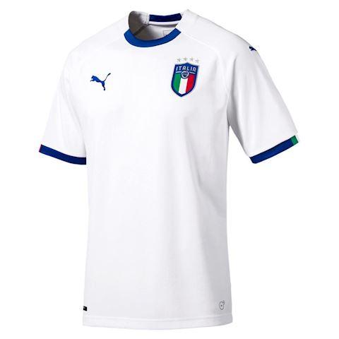 Puma Italy Mens SS Away Shirt 2018 Image