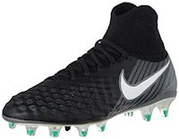 4bac4aaf7 Nike Jr. Magista Obra II Older Kids'Firm-Ground Football Boot - Black