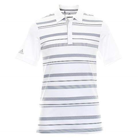 adidas Ultimate365 Stripe Polo Shirt Image