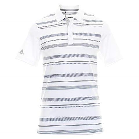 adidas Ultimate365 Stripe Polo Shirt Image 2
