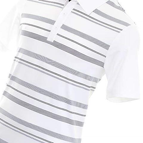 adidas Ultimate365 Stripe Polo Shirt Image 3