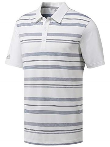 adidas Ultimate365 Stripe Polo Shirt Image 5