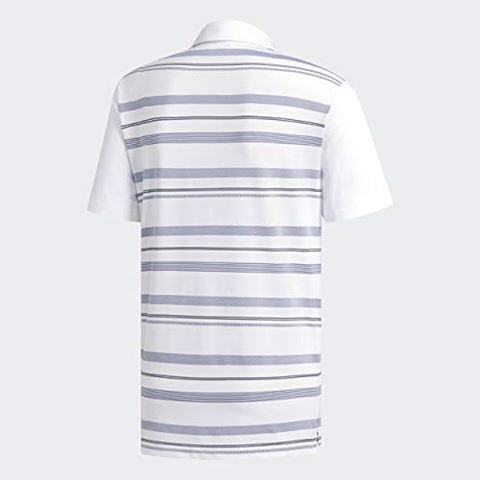 adidas Ultimate365 Stripe Polo Shirt Image 6