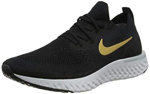 Nike Epic React Flyknit Women's Running Shoe - Black Image