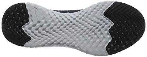 Nike Epic React Flyknit Women's Running Shoe - Black Image 3