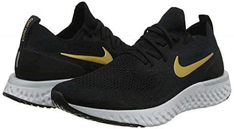 Nike Epic React Flyknit Women's Running Shoe - Black Image 5