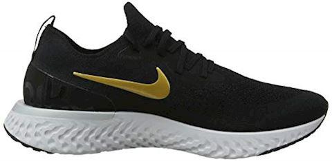 Nike Epic React Flyknit Women's Running Shoe - Black Image 6