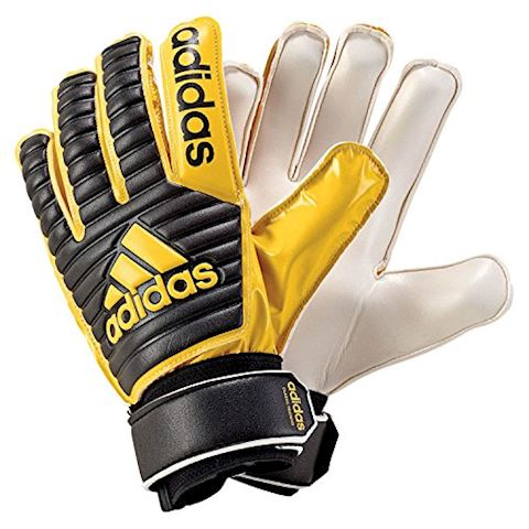 adidas Classic Training Core Black Yellow