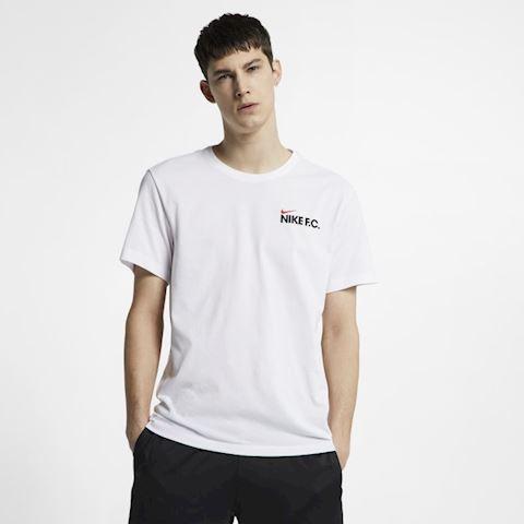 d93ae43d Nike F.C. Dri-FIT Men's Football T-Shirt - White | AJ7660-100 ...