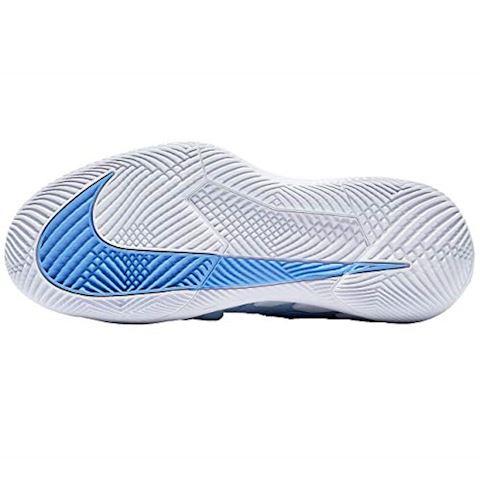 NikeCourt Air Zoom Vapor X Hard Court Women's Tennis Shoe - Blue Image 2