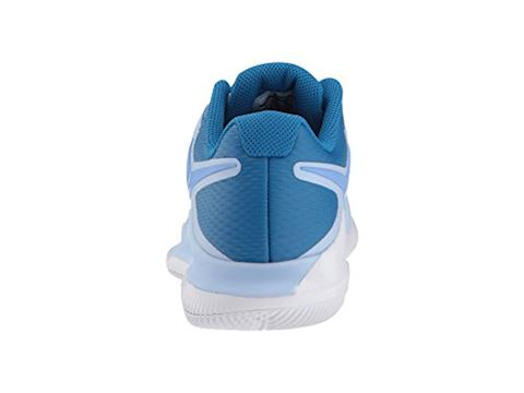 NikeCourt Air Zoom Vapor X Hard Court Women's Tennis Shoe - Blue Image 5