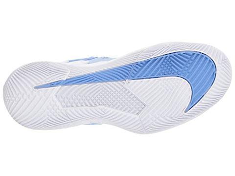 NikeCourt Air Zoom Vapor X Hard Court Women's Tennis Shoe - Blue Image 6