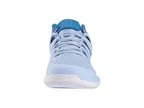 NikeCourt Air Zoom Vapor X Hard Court Women's Tennis Shoe - Blue Image 7