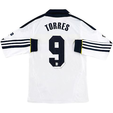 pretty nice 6ff4e c8958 adidas Chelsea Mens LS Third Champions League Shirt 2011/12