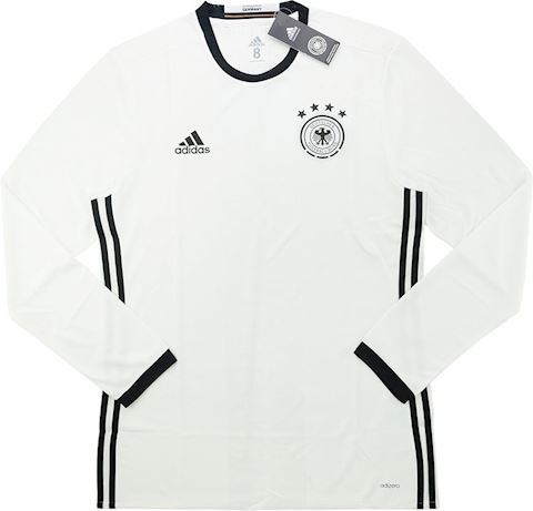adidas Germany Mens LS Player Issue Home Shirt 2015 Image