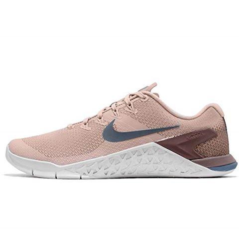 Nike Metcon 4 Women's Cross Training, Weightlifting Shoe - Cream Image